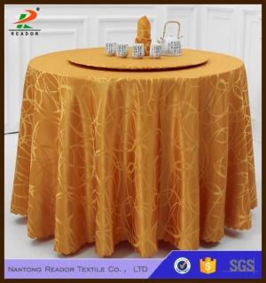 Customized Palace Jacquard Tablecloth