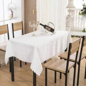 Customized Jacquard Rectangle Table Cloth