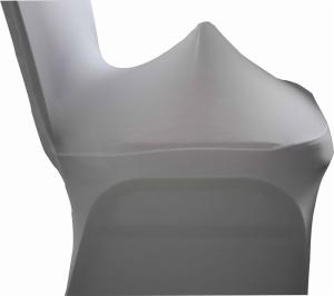 wedding damask Jacquard chair cover