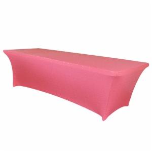 spandex table cloth