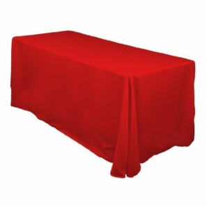 100% Polyester Rectangle Table Cloth