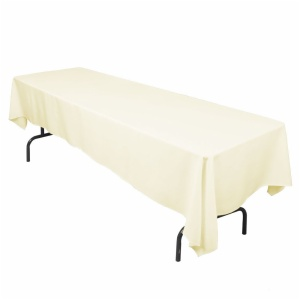 Spun Poly Customize Table Cloth