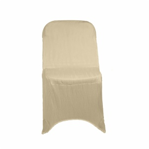cheap stretch banquet white stripe spandex folding chair slipcovers chair covers wedding decoration