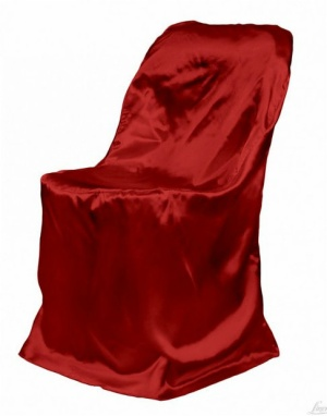 red banquet wedding folding chair cover factory price