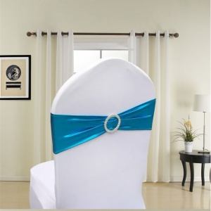 wedding spandex chair sash