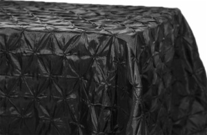 Pinchwheel Rectangular Taffeta Tablecloth