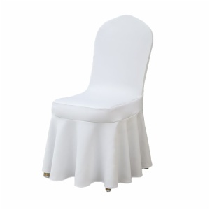 spandex white chair covers for weddings party