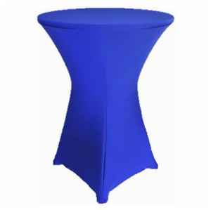 stretch cocktail table cover for party wedding
