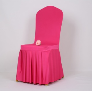 Customize color chair covers for weddings